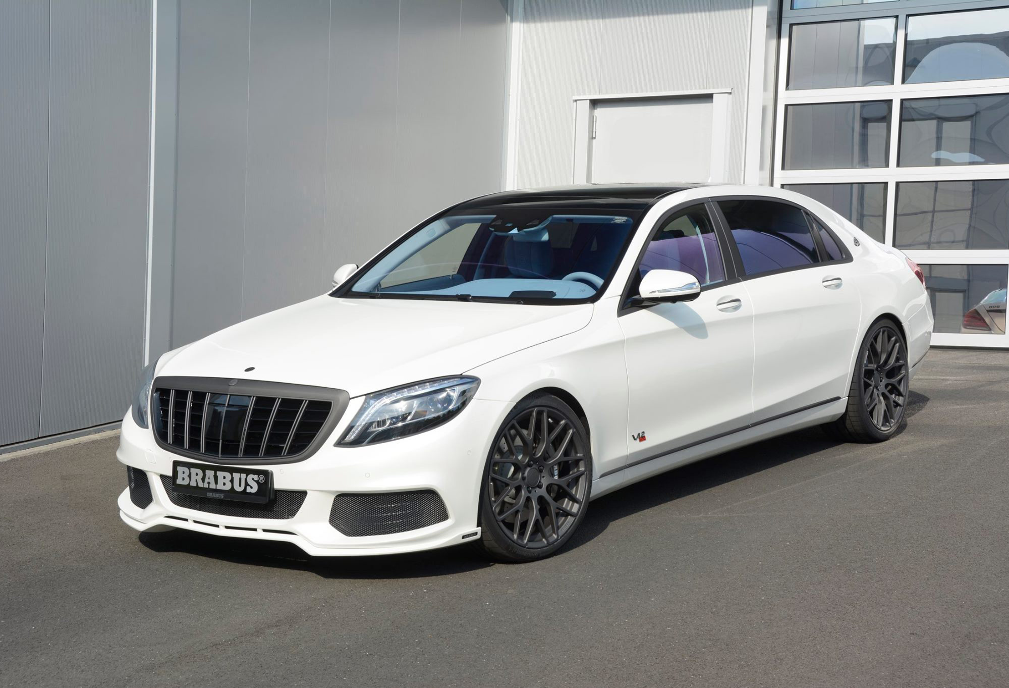 Brabus Maybach Rocket 900