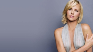 Charlize Theron For Desktop Background