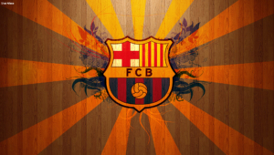 FC Barcelona HD Background