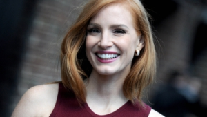 Jessica Chastain Sexy Wallpapers