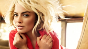Margot Robbie For Desktop Background