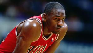 Michael Jordan HD Background