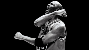 Michael Jordan Widescreen