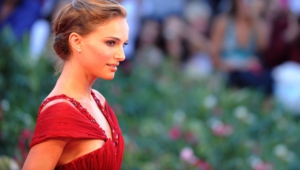 Natalie Portman HD Wallpaper