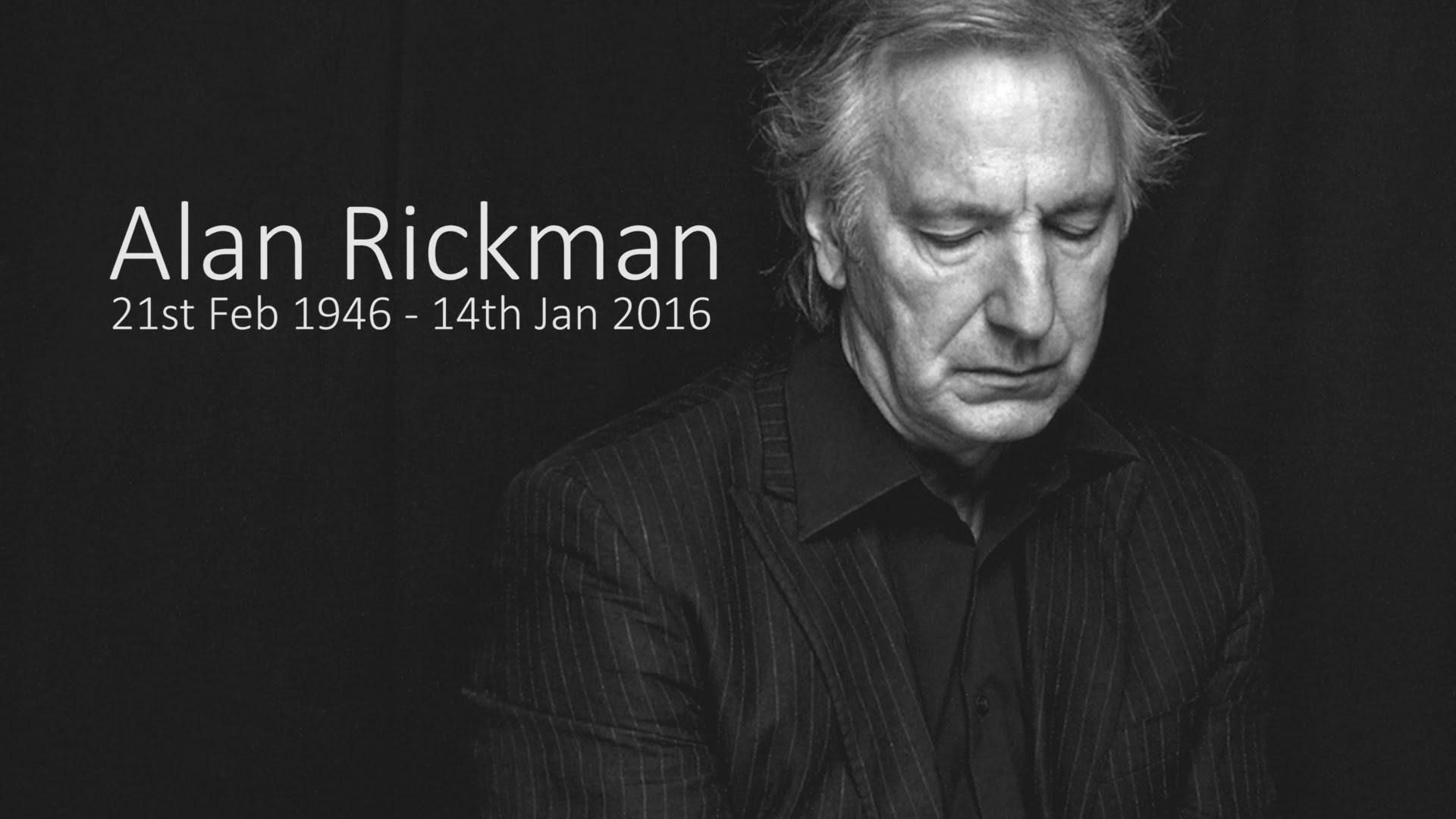 Alan Rickman Wallpapers Images Photos Pictures Backgrounds