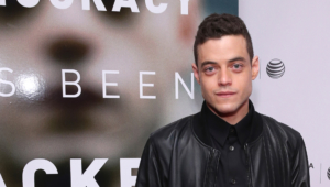 Rami Malek Backgrounds