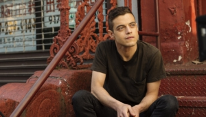 Rami Malek Wallpaper Hd