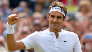 Roger Federer HD Wallpaper