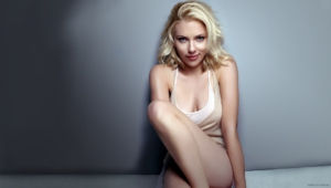 Scarlett Johansson Sexy Wallpapers