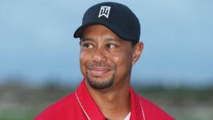 Tiger Woods Desktop