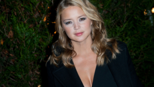 Virginie Efira Background