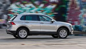 Volkswagen Tiguan High Definition Wallpapers