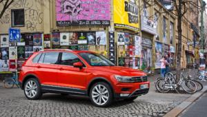 Volkswagen Tiguan Wallpapers HD