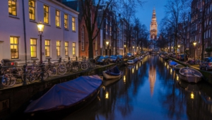 Amsterdam For Desktop