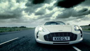 Aston Martin One 77 Background