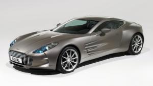Aston Martin One 77 HD Background