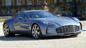 Aston Martin One 77 HD Desktop