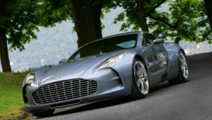 Aston Martin One 77 Photos
