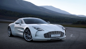 Aston Martin One 77 Wallpapers HD
