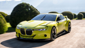 BMW 3.0 CSL Hommage Concept Desktop
