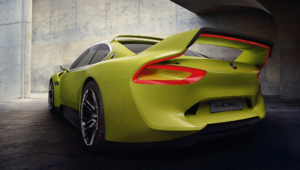 BMW 3.0 CSL Hommage Concept High Definition Wallpapers