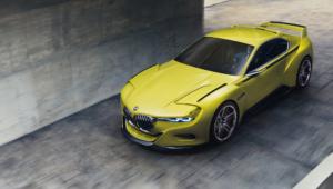 BMW 3.0 CSL Hommage Concept Images