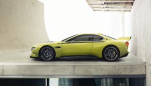 BMW 3.0 CSL Hommage Concept Wallpaper