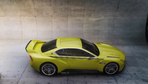 BMW 3.0 CSL Hommage Concept Widescreen
