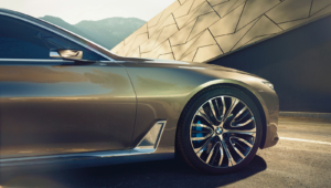 BMW Vision Future Luxury Background