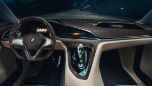 BMW Vision Future Luxury HD Desktop