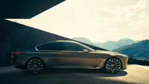 BMW Vision Future Luxury Pictures