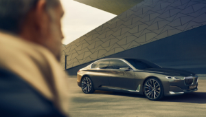 BMW Vision Future Luxury Wallpaper