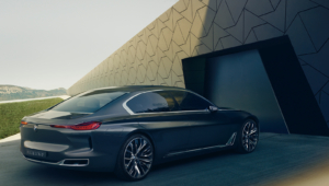 BMW Vision Future Luxury Widescreen