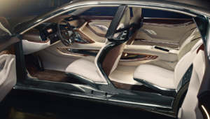 BMW Vision Future Luxury For Desktop