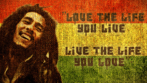 Bob Marley For Desktop