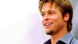 Brad Pitt High Definition