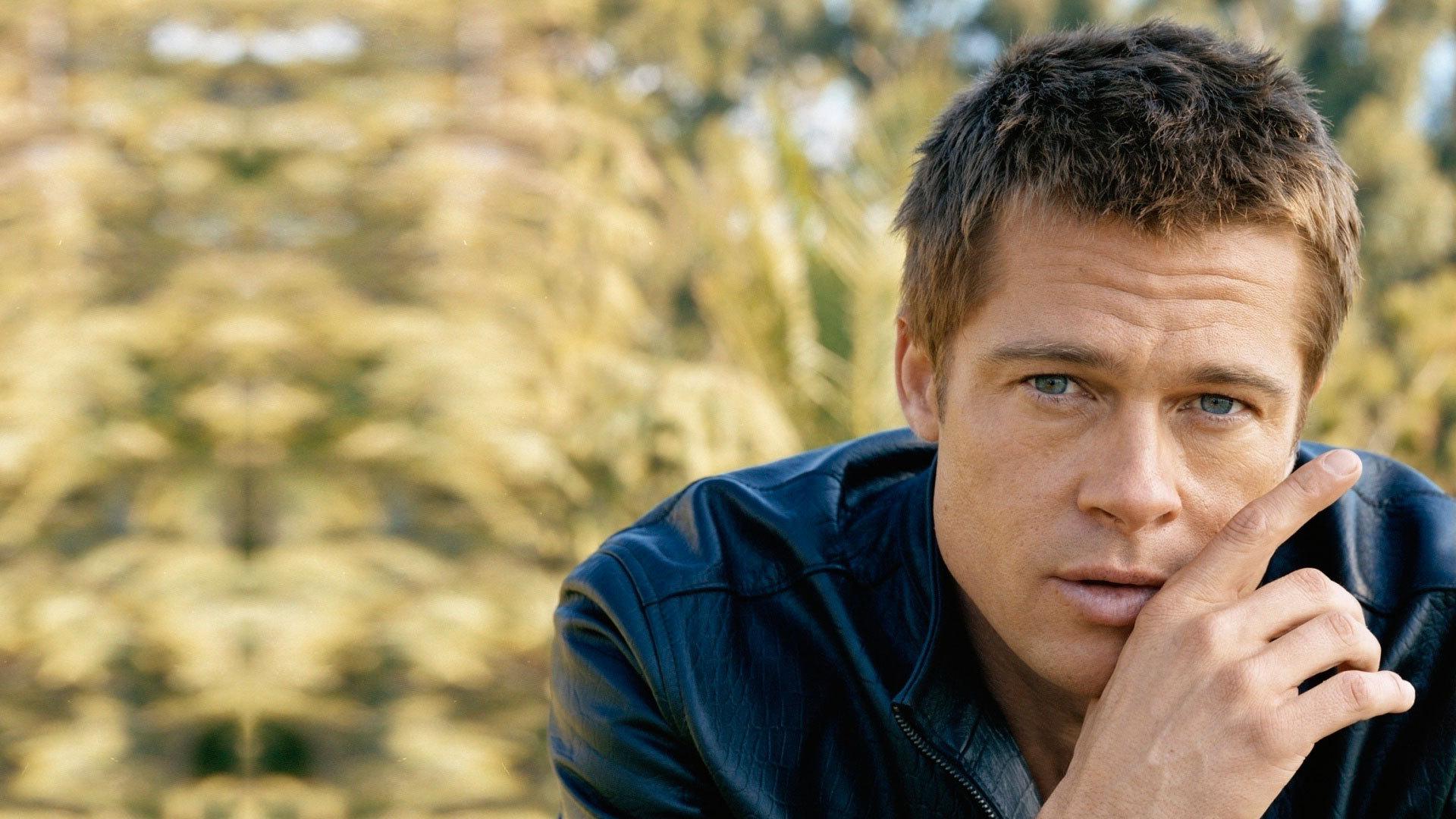 Brad Pitt Hd Wallpapers: Brad Pitt Wallpapers HD