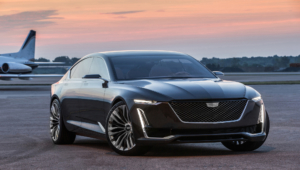Cadillac Escala Wallpapers