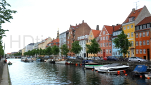 Copenhagen HD Wallpaper