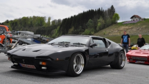 De Tomaso Pantera Photos