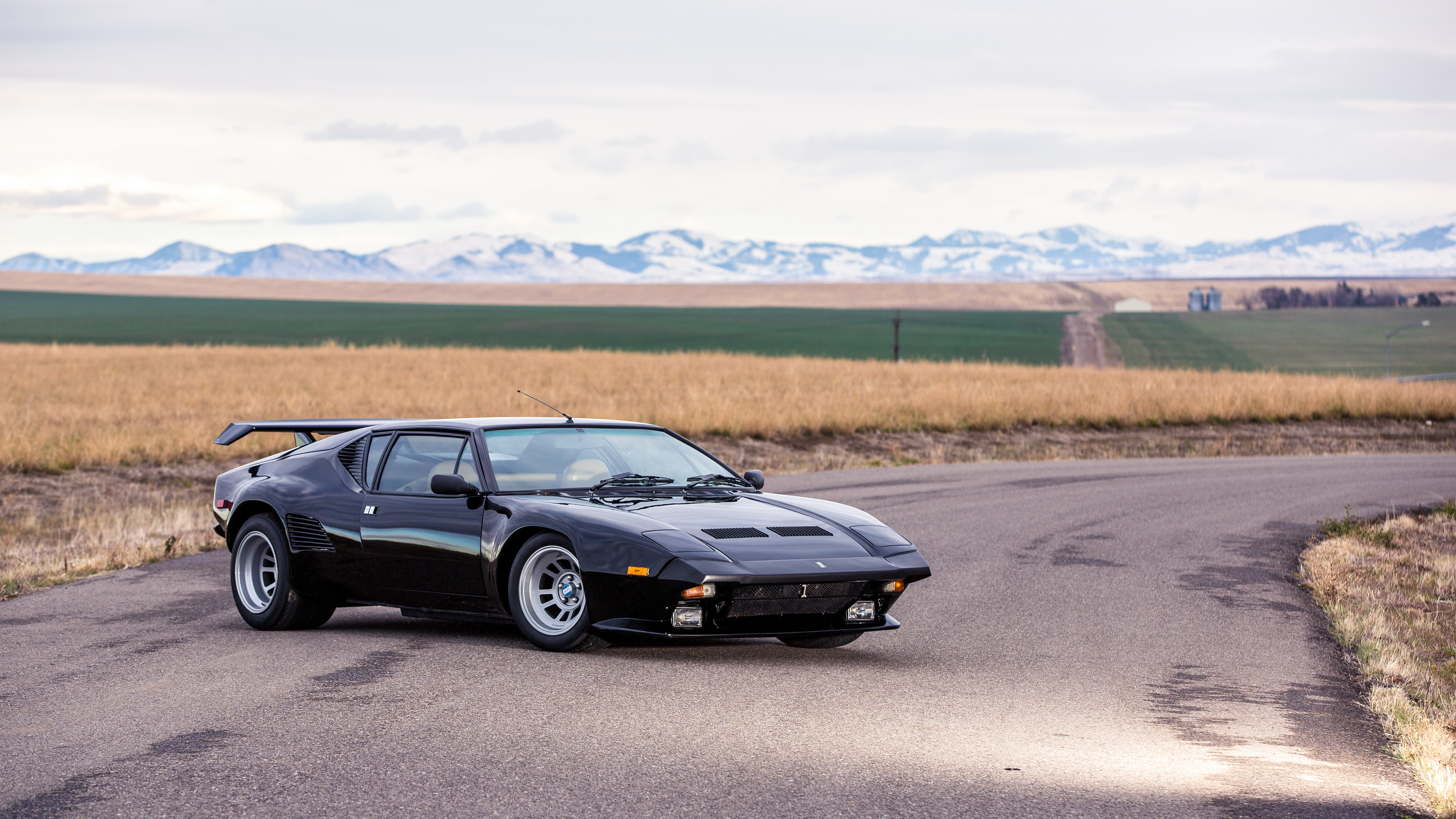 De Tomaso Pantera Wallpapers Images Photos Pictures