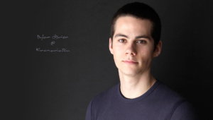 Dylan O'Brien HD Background