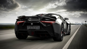 Fenyr SuperSport Widescreen