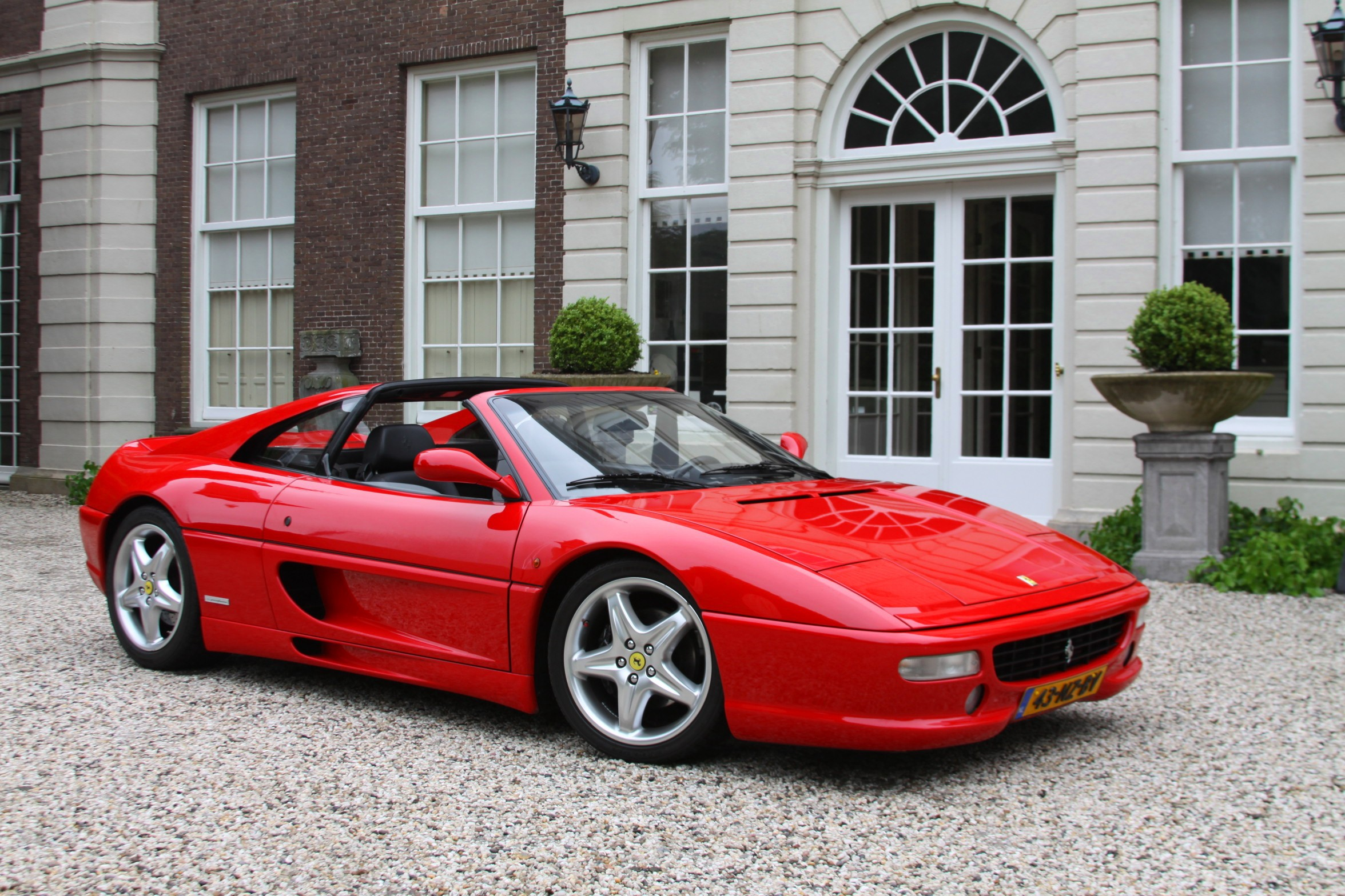 ferrari f355 spider wallpaper - photo #21