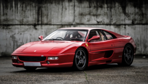 Ferrari F355 High Definition Wallpapers