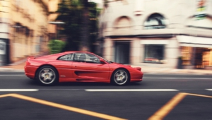 Ferrari F355 Wallpaper