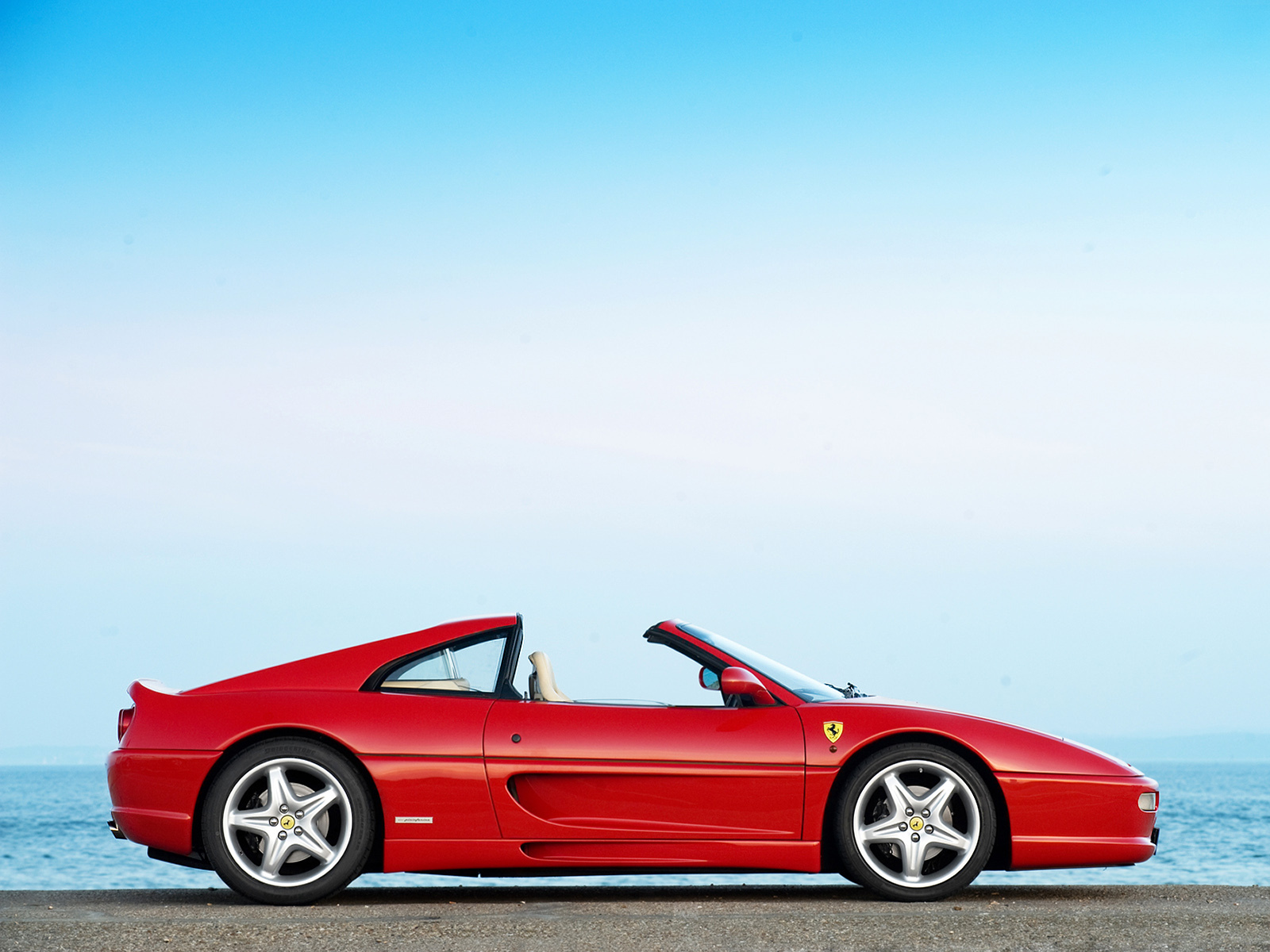 ferrari f355 spider wallpaper - photo #25