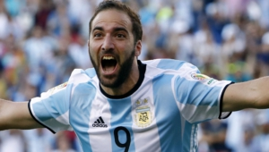 Gonzalo Higuain Sexy Wallpapers