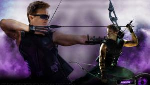 Hawkeye Background