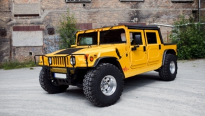 Hummer H1 Background